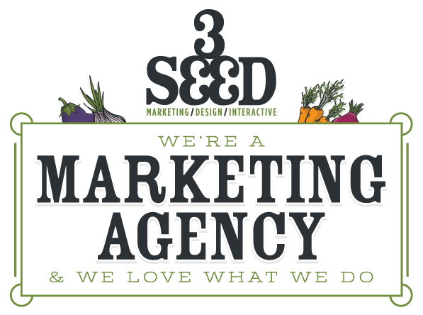 We're a Marketing Agency and we love what we do