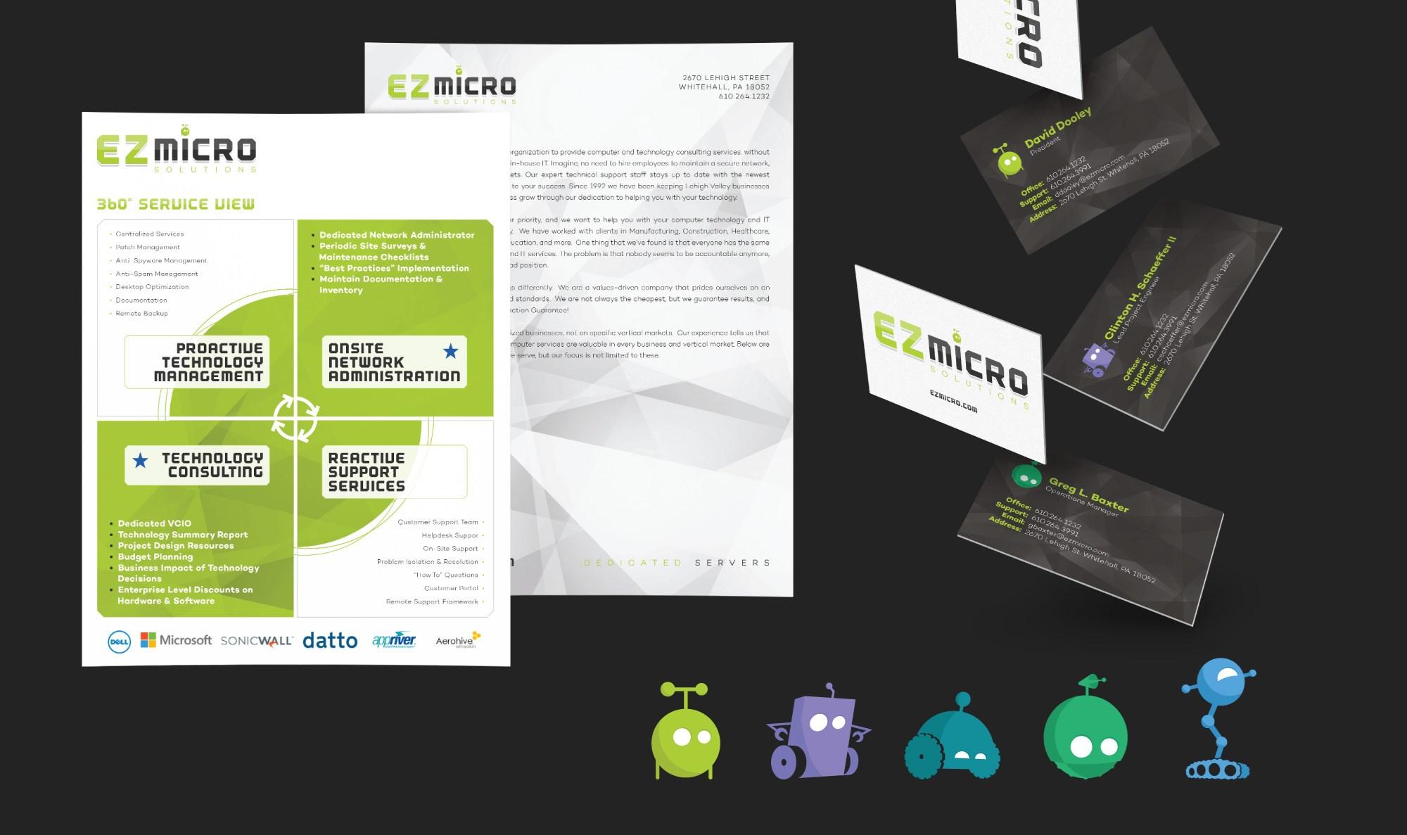 EZMicro Print Materials