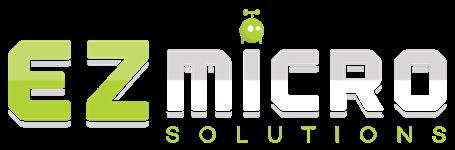 EZ Micro Solutions Logo