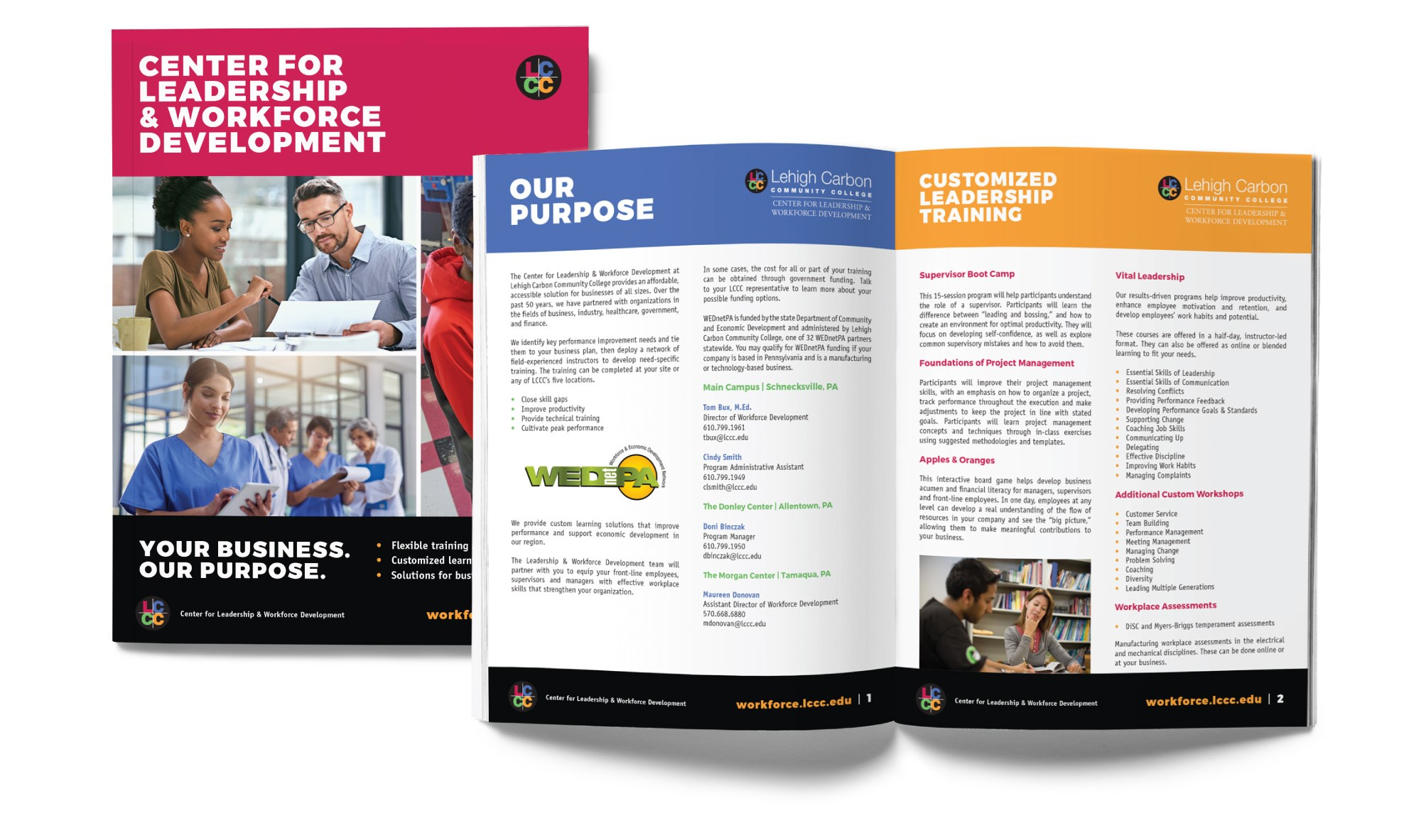LCCC Brochure