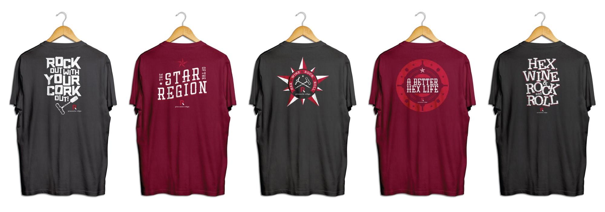 Pinnacle T-Shirts