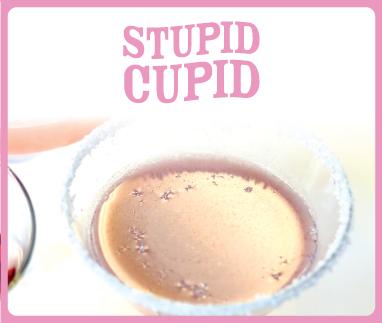 Stupid Cupid Cocktail
